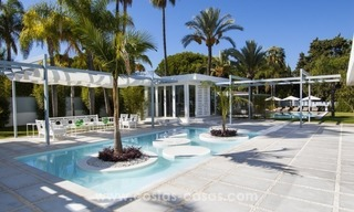 Brand New Beach Side Contemporary Villa for sale in Guadalmina Baja, Marbella 2