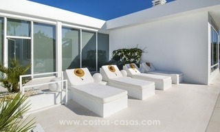 Brand New Beach Side Contemporary Villa for sale in Guadalmina Baja, Marbella 11