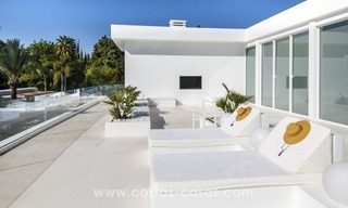 Brand New Beach Side Contemporary Villa for sale in Guadalmina Baja, Marbella 13