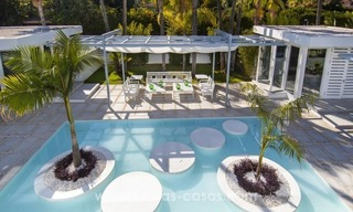 Brand New Beach Side Contemporary Villa for sale in Guadalmina Baja, Marbella 9
