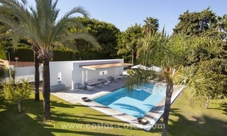Brand New Beach Side Contemporary Villa for sale in Guadalmina Baja, Marbella 10