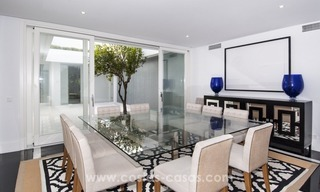 Brand New Beach Side Contemporary Villa for sale in Guadalmina Baja, Marbella 24