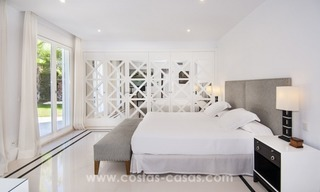 Brand New Beach Side Contemporary Villa for sale in Guadalmina Baja, Marbella 27