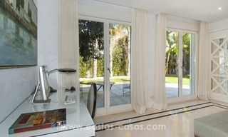 Brand New Beach Side Contemporary Villa for sale in Guadalmina Baja, Marbella 35