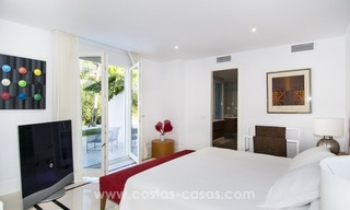 Brand New Beach Side Contemporary Villa for sale in Guadalmina Baja, Marbella 28