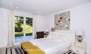 Brand New Beach Side Contemporary Villa for sale in Guadalmina Baja, Marbella 29