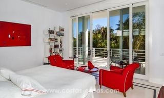 Brand New Beach Side Contemporary Villa for sale in Guadalmina Baja, Marbella 33