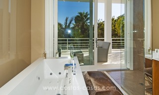 Brand New Beach Side Contemporary Villa for sale in Guadalmina Baja, Marbella 40