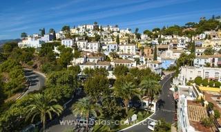 Refurbished Townhouse For Sale In Heredia Benahavis Marbella