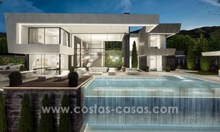 10 Designer Villas With Sea and Golf Views for sale in Marbella - Benahavis 2