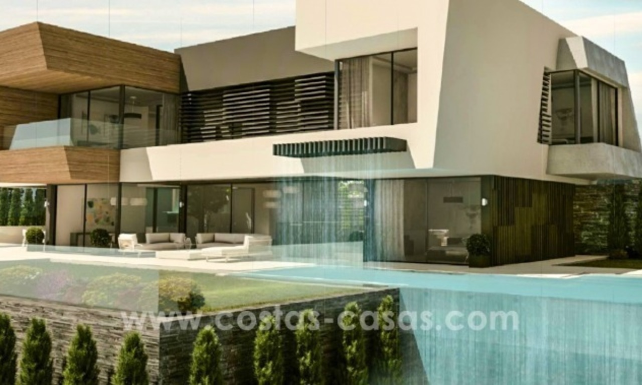 10 Designer Villas With Sea and Golf Views for sale in Marbella - Benahavis 7