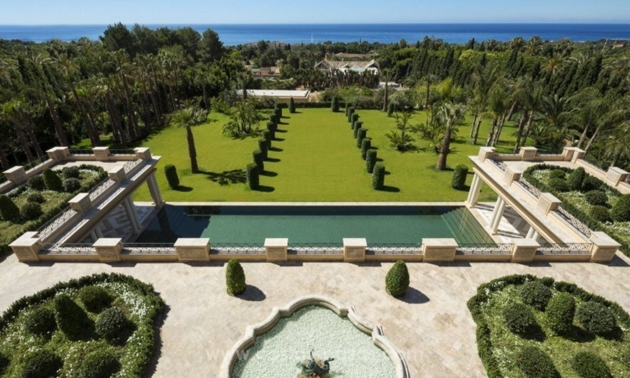 Unique palatial mansion for sale on the Golden Mile, Marbella 5