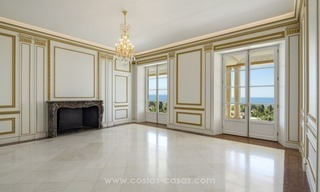 Unique palatial mansion for sale on the Golden Mile, Marbella 12