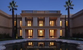 Unique palatial mansion for sale on the Golden Mile, Marbella 11