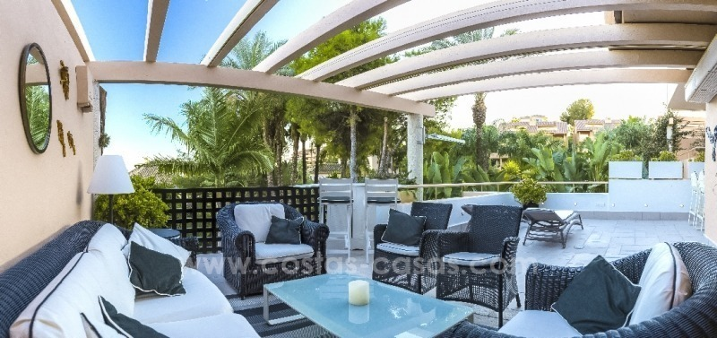 Luxury apartment for sale in Marbella East