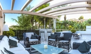 Luxury apartment for sale in Marbella East 0