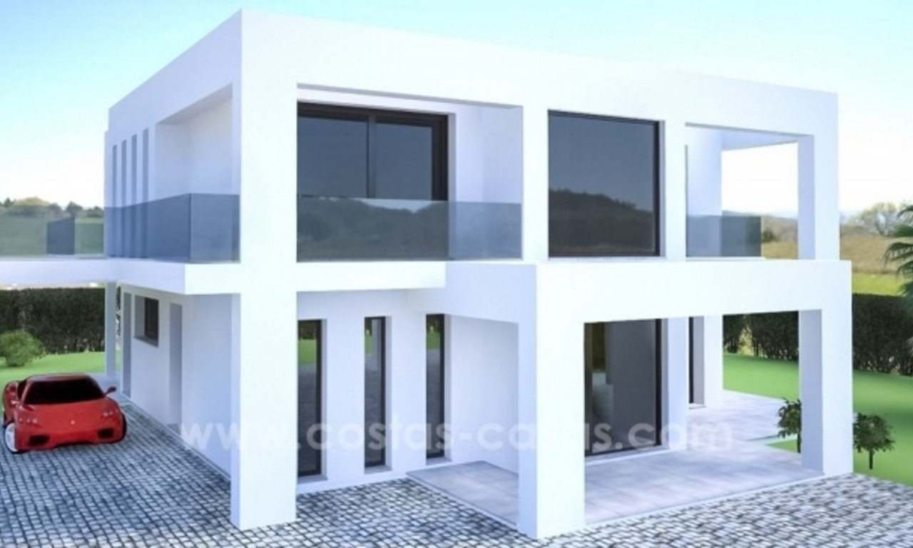 Beach side plot for sale in San Pedro, Marbella 0