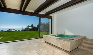 Amazing mansion for sale on the Golden Mile, Sierra Blanca, Marbella 6