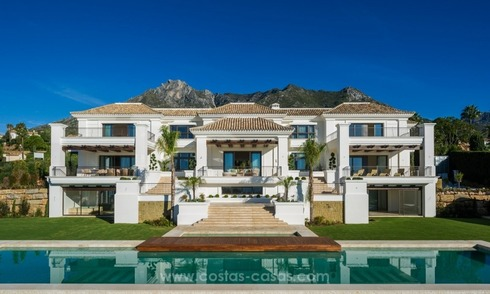Amazing mansion for sale on the Golden Mile, Sierra Blanca, Marbella