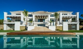 Amazing mansion for sale on the Golden Mile, Sierra Blanca, Marbella 1