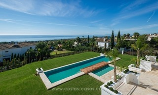 Amazing mansion for sale on the Golden Mile, Sierra Blanca, Marbella 4