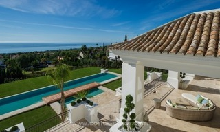Amazing mansion for sale on the Golden Mile, Sierra Blanca, Marbella 2