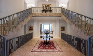 Amazing mansion for sale on the Golden Mile, Sierra Blanca, Marbella 8