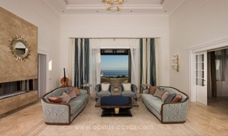 Amazing mansion for sale on the Golden Mile, Sierra Blanca, Marbella 9