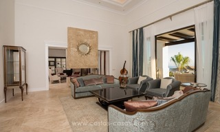 Amazing mansion for sale on the Golden Mile, Sierra Blanca, Marbella 10