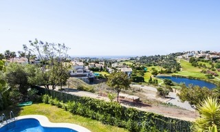 Villa with fantastic golf and sea views for sale in Benahavis - Marbella 2