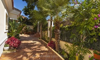 Villa with fantastic golf and sea views for sale in Benahavis - Marbella 4