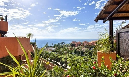 Apartment for sale with sea views in the private Wing of the hotel Kempinski, Estepona - Marbella 2