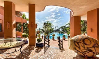 Apartment for sale with sea views in the private Wing of the hotel Kempinski, Estepona - Marbella 4