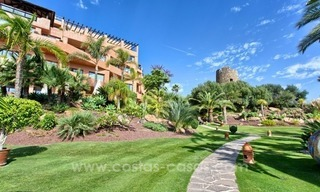 Apartment for sale with sea views in the private Wing of the hotel Kempinski, Estepona - Marbella 6