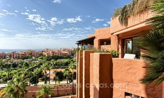 Apartment for sale with sea views in the private Wing of the hotel Kempinski, Estepona - Marbella 9