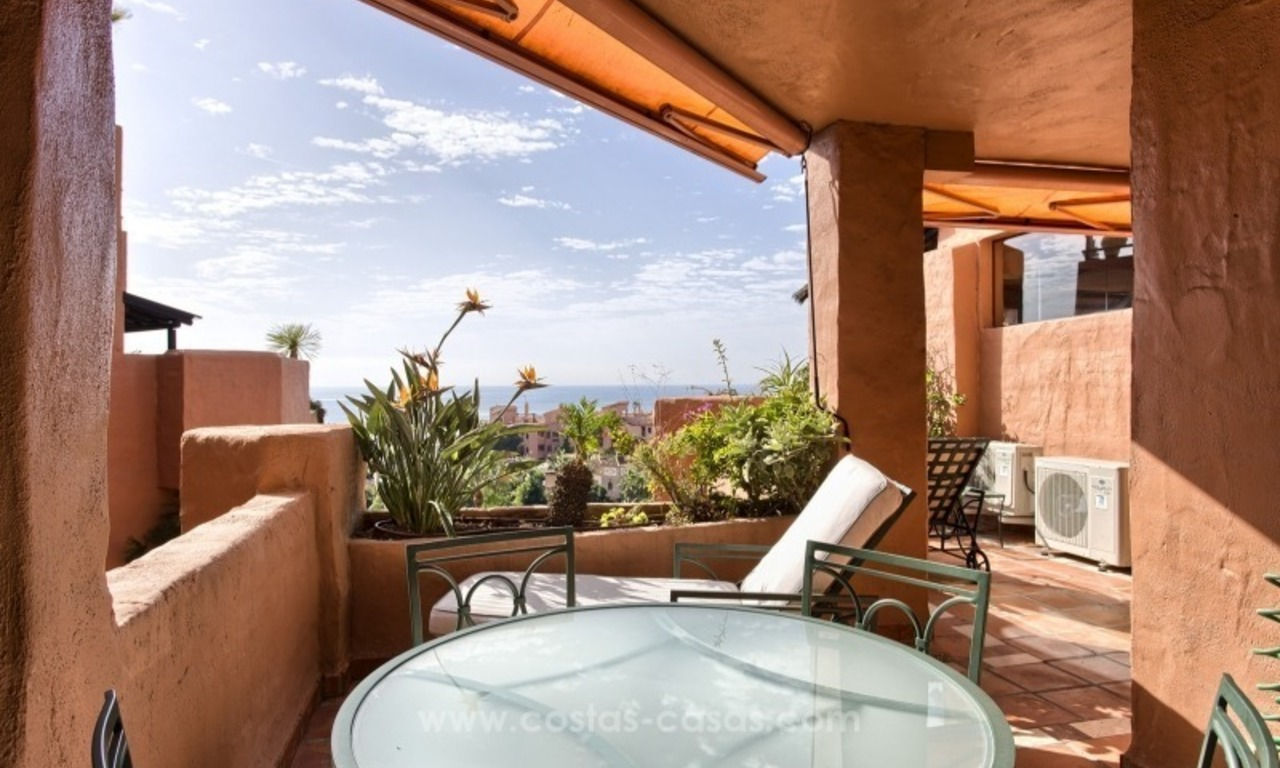 Apartment for sale with sea views in the private Wing of the hotel Kempinski, Estepona - Marbella 8