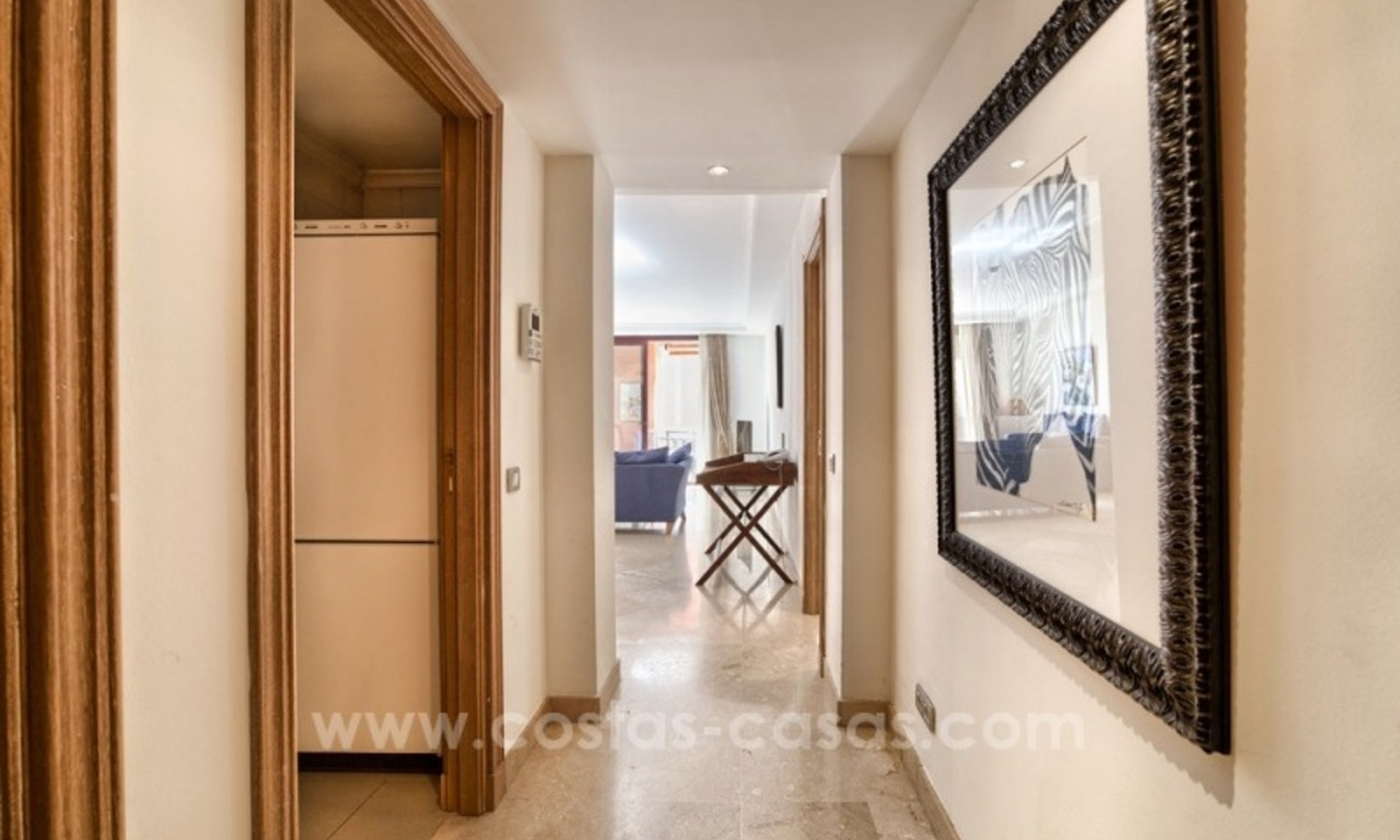 Apartment for sale with sea views in the private Wing of the hotel Kempinski, Estepona - Marbella 14
