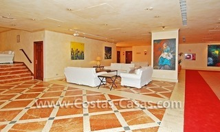 Apartment for sale with sea views in the private Wing of the hotel Kempinski, Estepona - Marbella 27