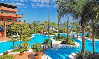 Apartment for sale with sea views in the private Wing of the hotel Kempinski, Estepona - Marbella 22