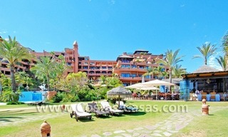 Apartment for sale with sea views in the private Wing of the hotel Kempinski, Estepona - Marbella 25