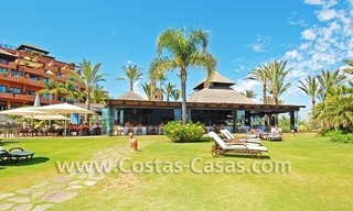 Apartment for sale with sea views in the private Wing of the hotel Kempinski, Estepona - Marbella 23