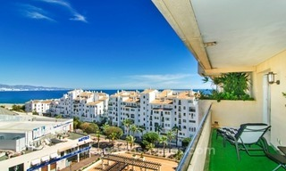 Fabulous Apartment With Sea Views for sale in Central Puerto Banus, Marbella 1
