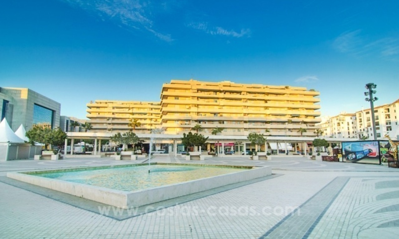 Fabulous Apartment With Sea Views for sale in Central Puerto Banus, Marbella 4
