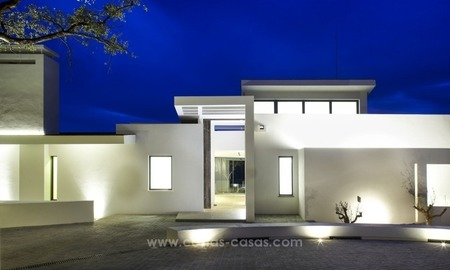 Brand New Designer Villa for sale in La Zagaleta, Marbella 2