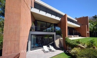 Ultra Modern Designer Villa for sale in Benahavis - Marbella 2