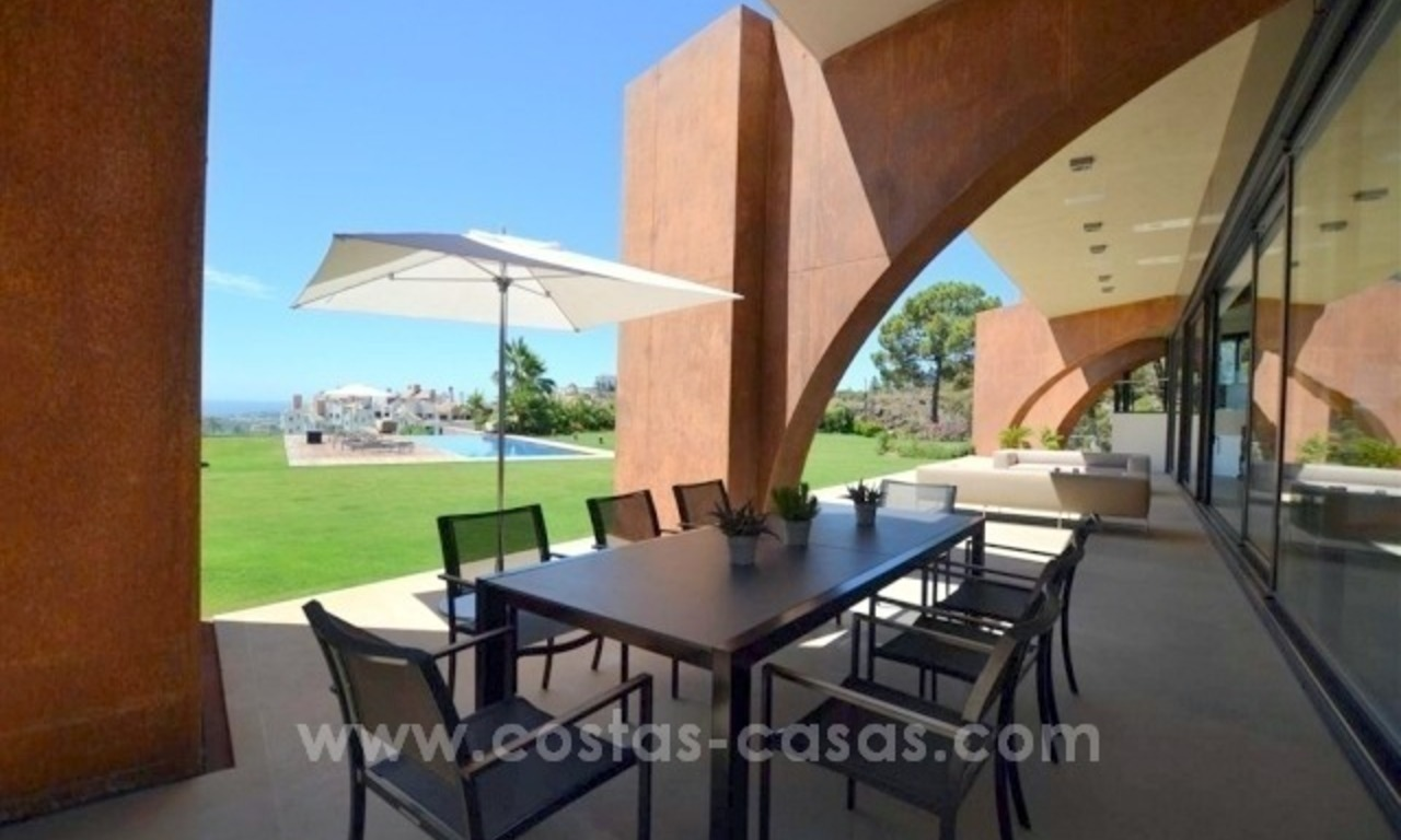 Ultra Modern Designer Villa for sale in Benahavis - Marbella 5
