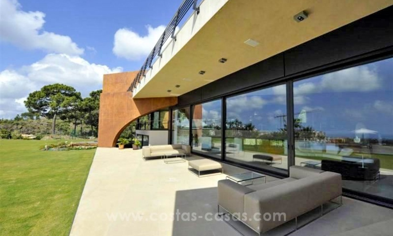 Ultra Modern Designer Villa for sale in Benahavis - Marbella 9