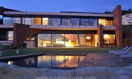 Ultra Modern Designer Villa for sale in Benahavis - Marbella