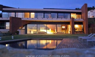 Ultra Modern Designer Villa for sale in Benahavis - Marbella 0
