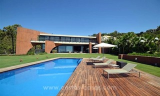 Ultra Modern Designer Villa for sale in Benahavis - Marbella 1